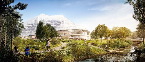 Google's plans for a massive, futuristic new headquarters get derailed by LinkedIn