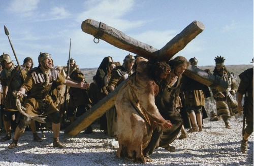 Mel Gibson is working on the inevitable sequel to The Passion of the Christ