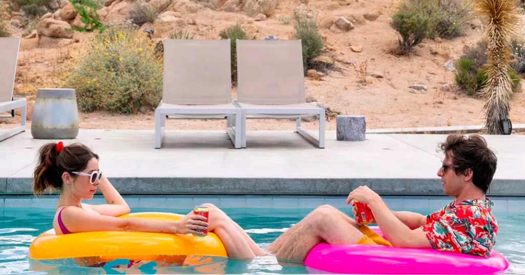 Palm Springs is the perfect comedy for a world where nothing matters anymore