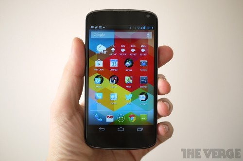 Nexus 4 review
