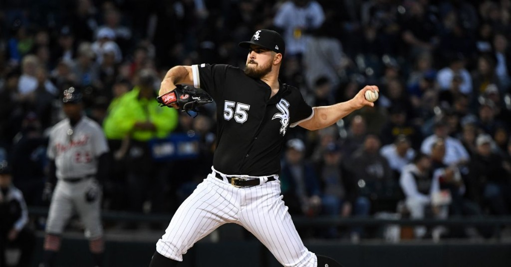 Carlos Rodon's redemption tour will begin in July, as anticipated (just under slightly different circumstances)