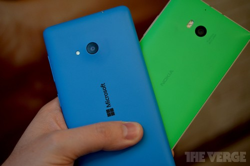 Microsoft's first Lumia defines Windows Phone's future
