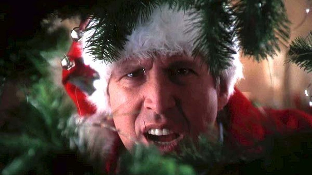 Watch Christmas Vacation reimagined as a horror classic