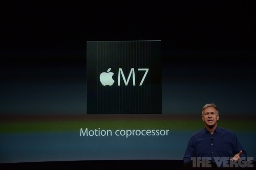 Apple demos Nike+ Move alongside new M7 processor for enhanced fitness apps