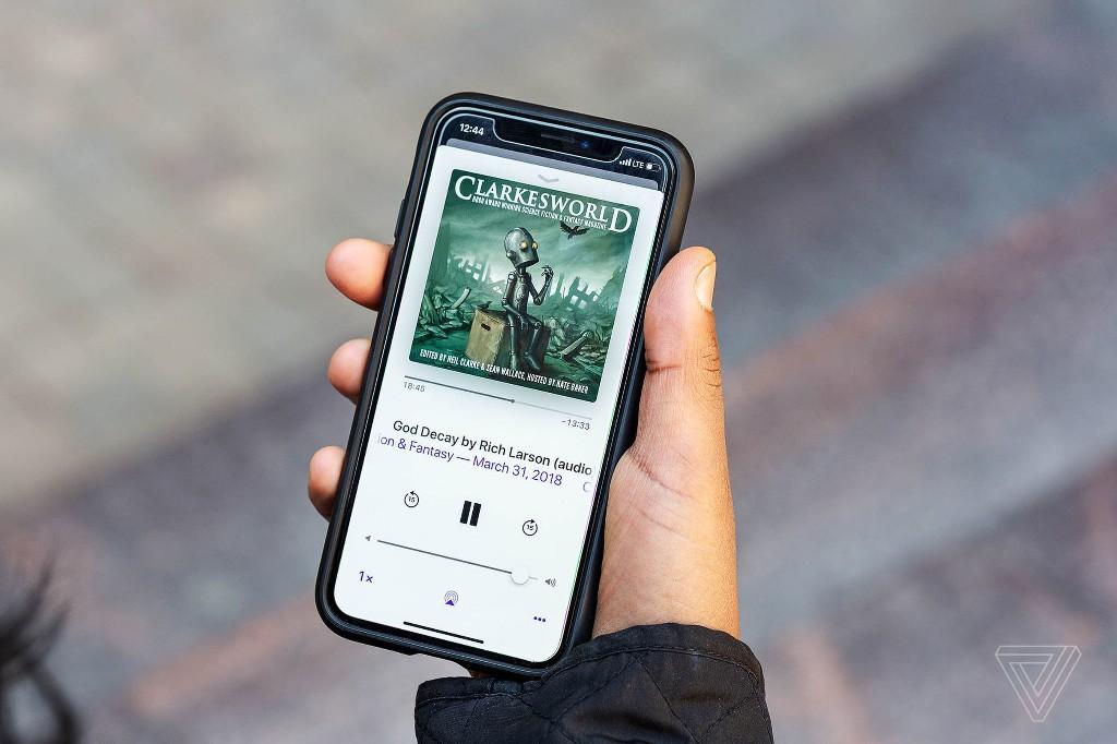 Pocket Podcast  - cover