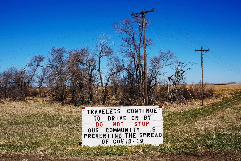 Where the coronavirus is hitting rural America hard