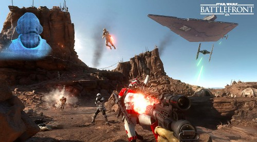 I don't care if Star Wars Battlefront is good