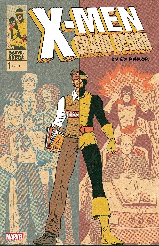 The X-Men's 40-year history has just been compressed into one easy-to-read story
