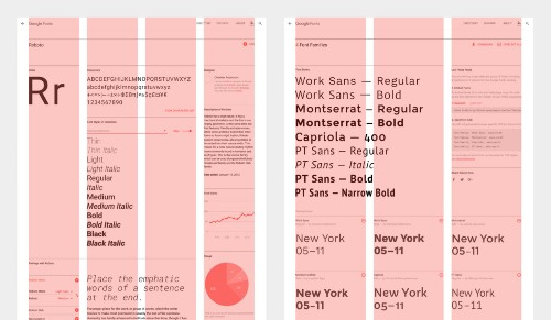 The new Google Fonts database is a design geek's paradise