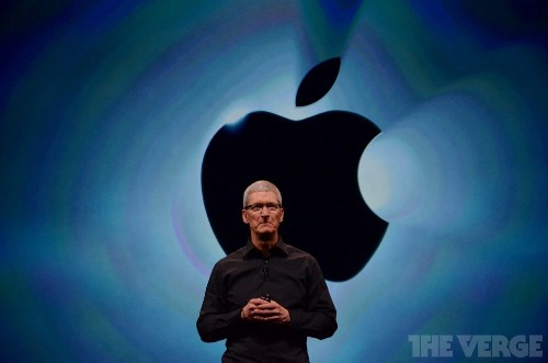 Coffee date with Tim Cook earns $505,000 bid, breaks Bill Clinton's charity record (update)
