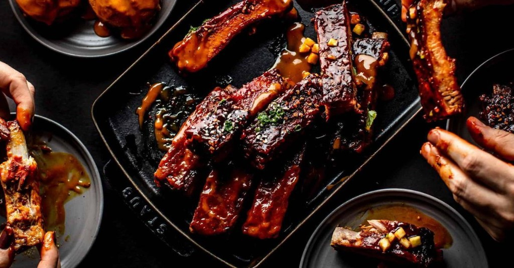 Ayesha Curry and Michael Mina Debut a Barbecue Restaurant on the Strip