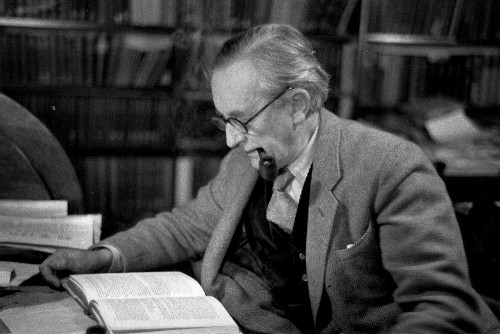 Tolkien wrote Lord of the Rings to procrastinate on the academic work he was supposed to be doing