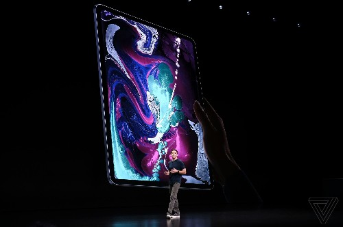 Apple's new iPad Pro has Face ID, USB-C, and slimmer bezels than ever before