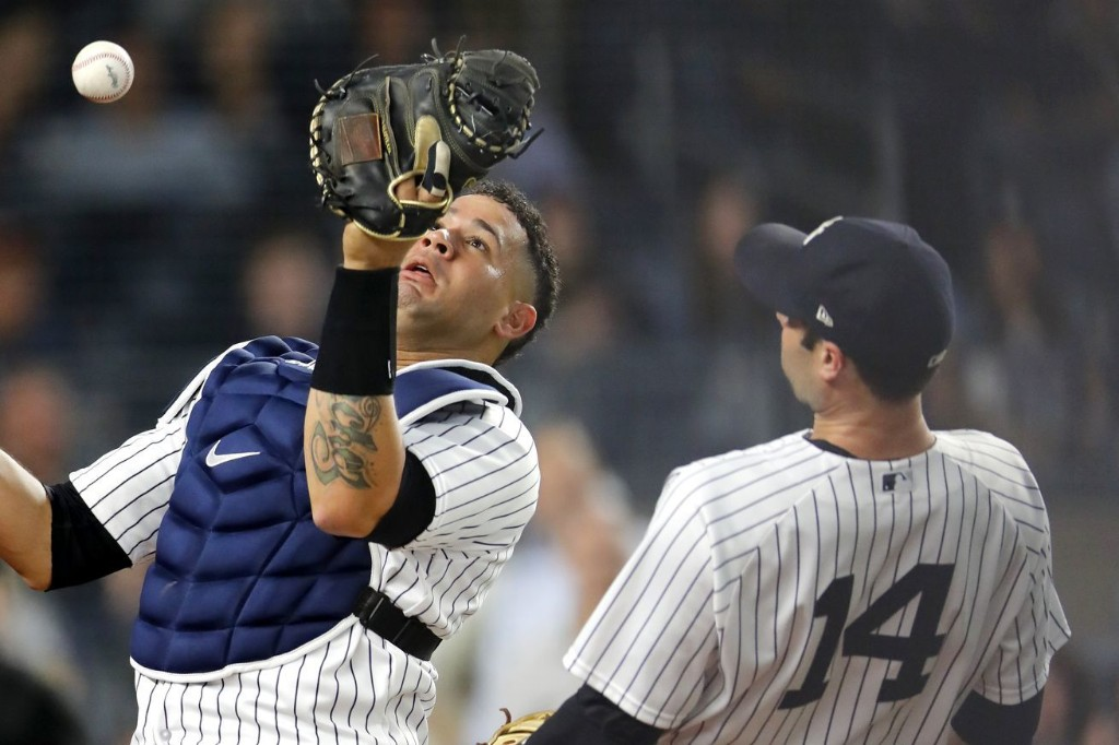 How the Yankees' justifications for Gary Sánchez have evolved