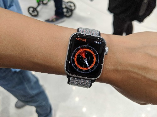 Apple Watch Series 5: Hands on with the new generation smartwatch
