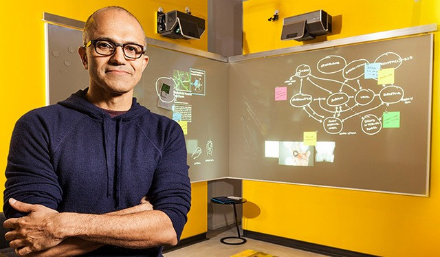 Microsoft's PC partners have 'tremendous confidence' in new CEO