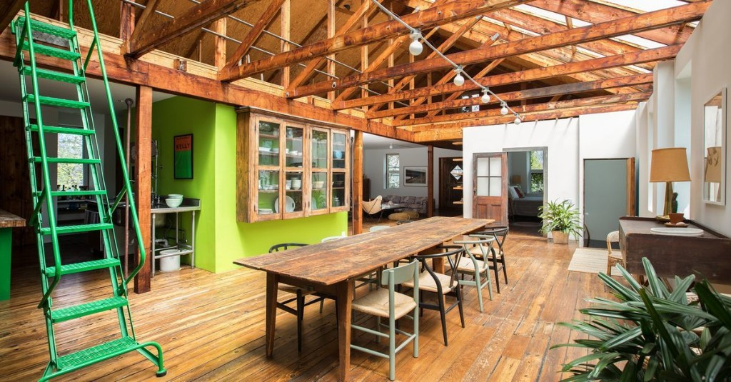 Historic laundry building turned live-work loft asks $1.3M on Long Island