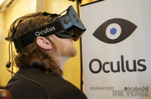 Oculus investor says Facebook purchase is like 'Google buying Android in 2005'