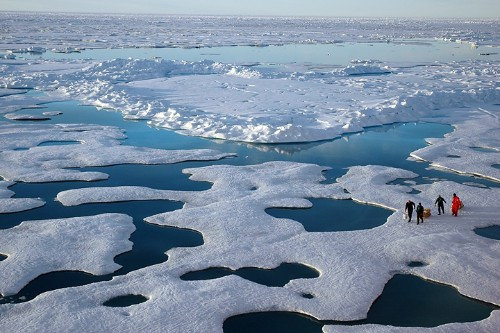 NASA warns Arctic thaw could have huge impact on global warming