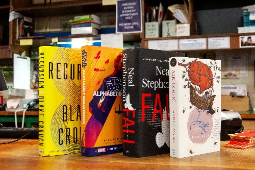11 new science fiction and fantasy books to check out in early June