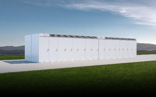 Tesla's Megapack battery is big enough to help grids handle peak demand