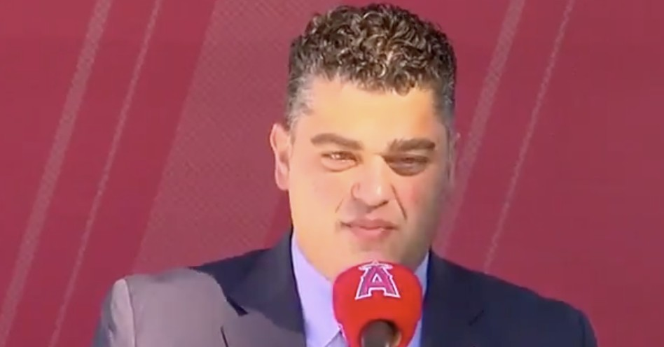 Takeaways from Perry Minasian's first press conference as Angels general manager