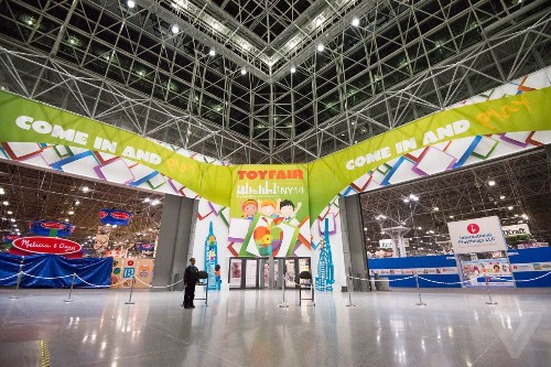 The business of play: inside the weird world of Toy Fair 2014