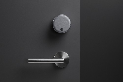 August's latest smart lock is smaller, sleeker, and doesn't need a hub