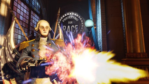 'BioShock Infinite' makes great art from America's racist past and political present