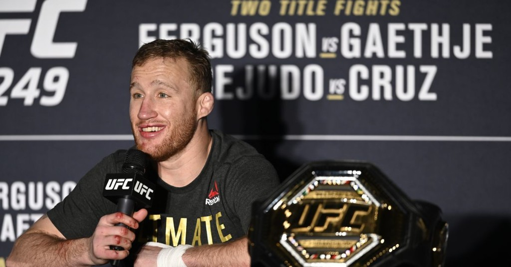 Morning Report: Justin Gaethje: 'When I beat Khabib and I beat Conor, what run in the history of the sport has been better?'