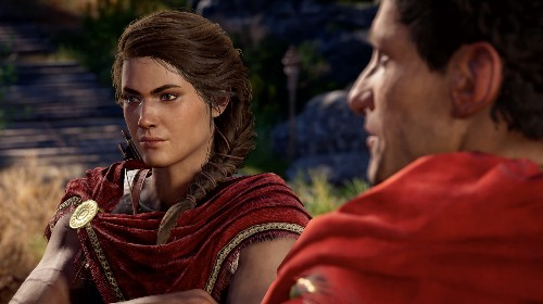 Assassin's Creed Odyssey is a great game, but it doesn't feel like Assassin's Creed