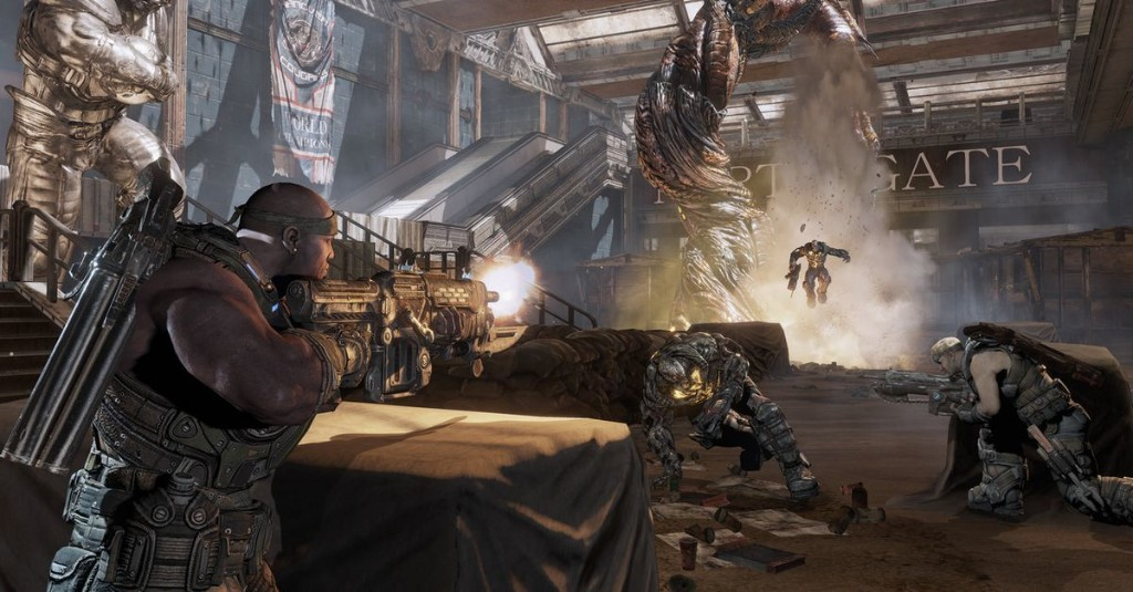 Epic Games once ported Gears 3 to PS3 to test Unreal Engine