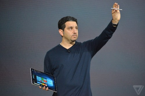 First details emerge about Microsoft's Surface Pro 5