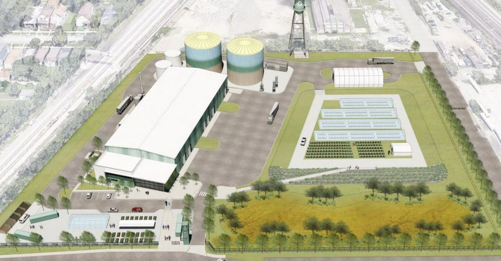 An urban farm to bring green energy, jobs to South Side