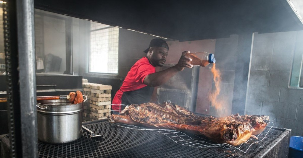 The Rib Rub Famed Charleston Pitmaster Rodney Scott Swears By