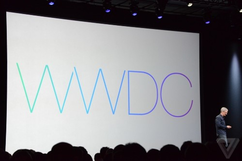 See the best moments from Apple's WWDC in photos