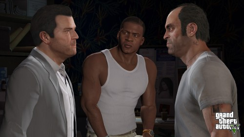 Rockstar hires real gangsters for 'Grand Theft Auto V' voices