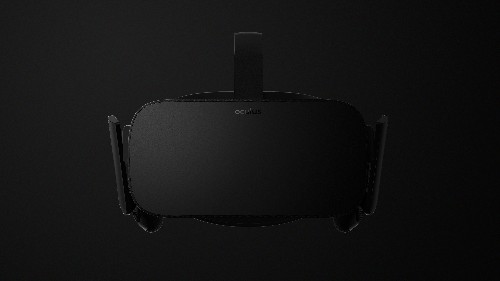 The finished Oculus Rift is shipping early next year