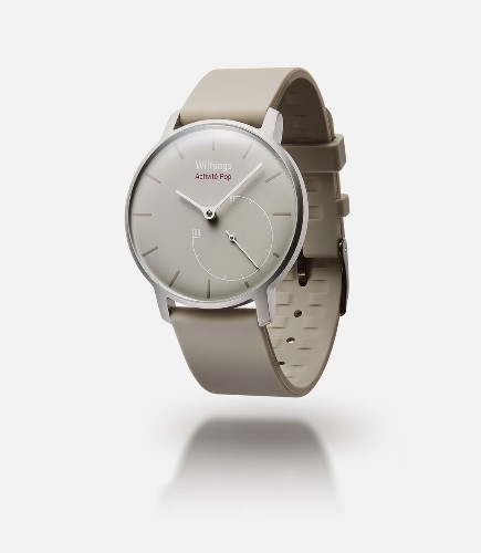 The Withings Activité Pop is a cheaper brand of beautiful fitness-tracking wristwatch