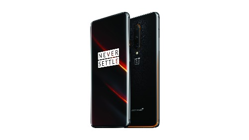 The OnePlus 7T Pro McLaren Edition is T-Mobile's second 5G phone