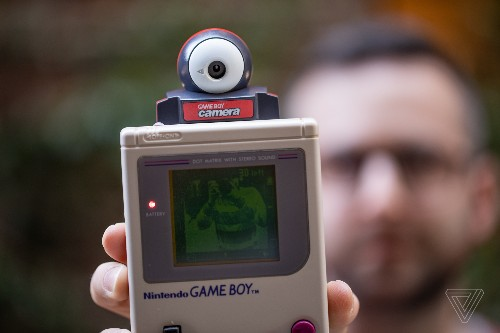 The wild world of Game Boy accessories