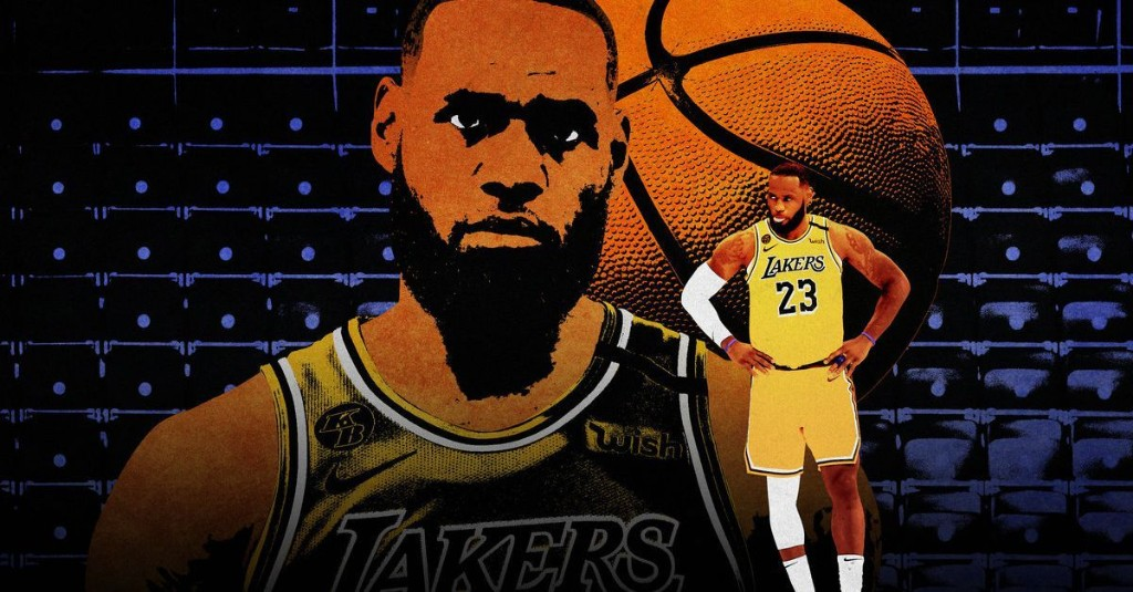 LeBron Wants the NBA to Resume—but No One Knows When or How to Do That