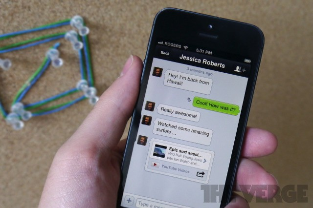 Chat apps surpass SMS for the first time, study finds