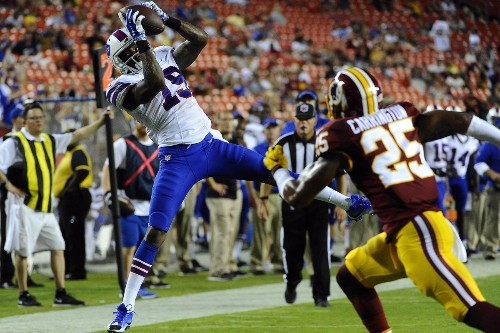 Resetting the Bills' WR race before the preseason finale