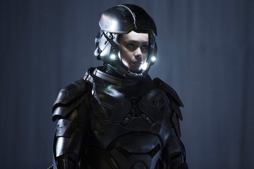 18 suits of power armor from science fiction you don't want to meet on the battlefield