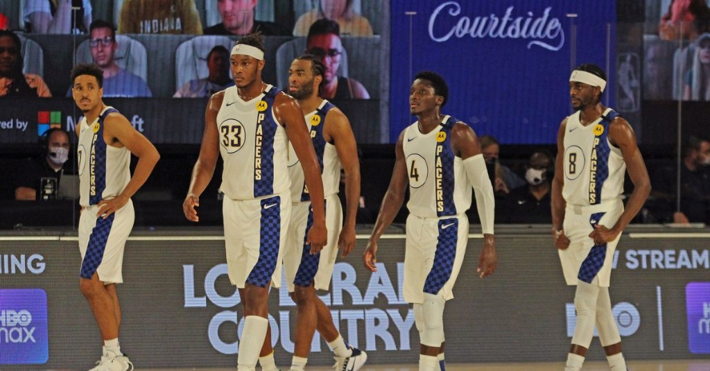 The Pacers got swept, again. Now what?