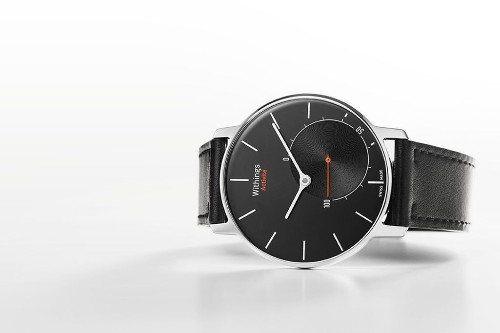 The Withings Activité hides a fitness tracker inside a gorgeous watch
