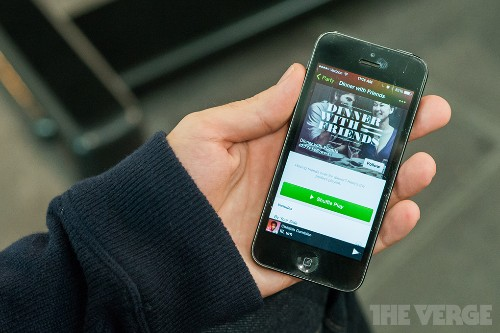 Music labels are reportedly pressuring Spotify to limit free streaming