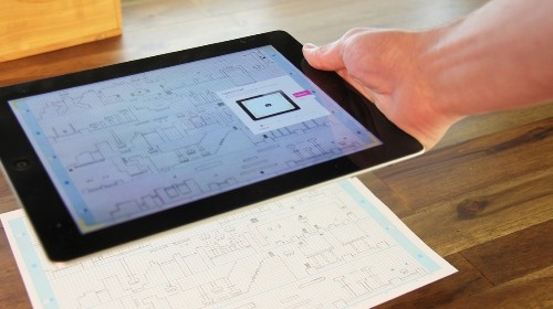 Playing with paper: with Pixel Press, design your own game by drawing it