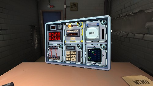 The world's best virtual reality bomb defusing game is now on Gear VR